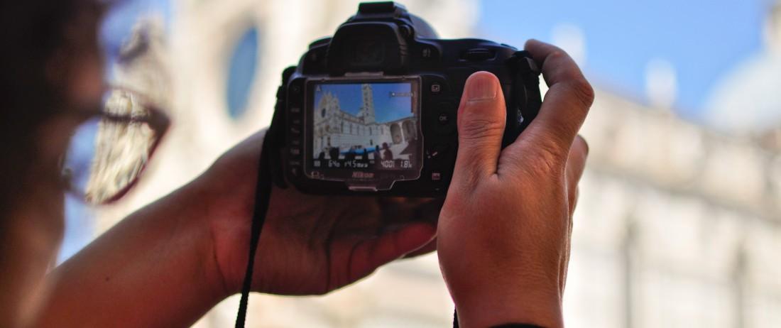 Italiano a través de la Fotografía