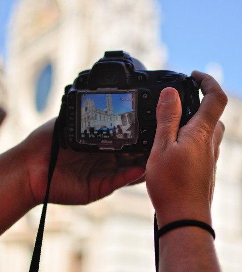 Italian through Photography
