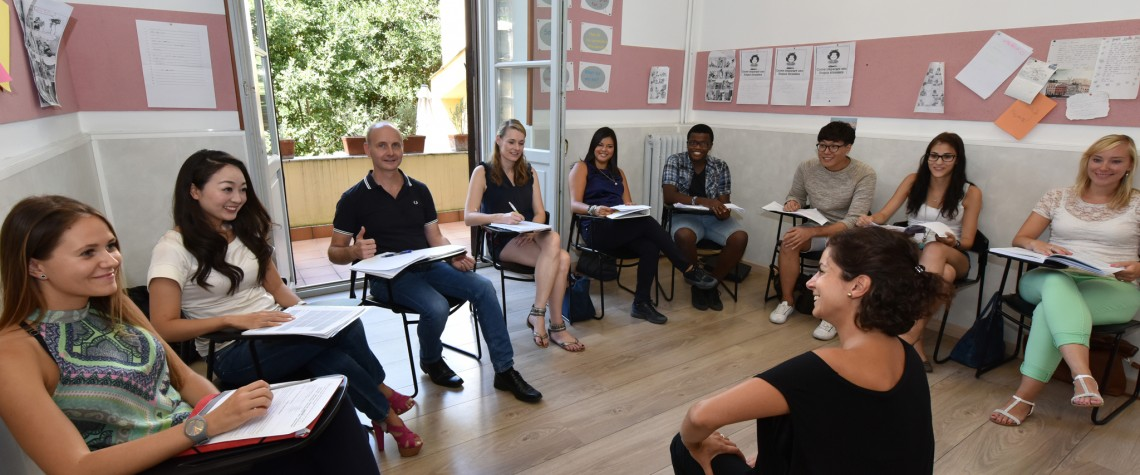 Italian Language Group Courses