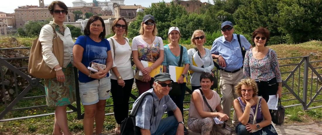 Roma per 50+