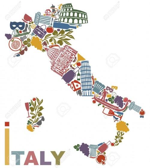 Italian + Italian Regions