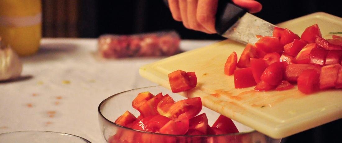 Italiano + Cocina italiana casera