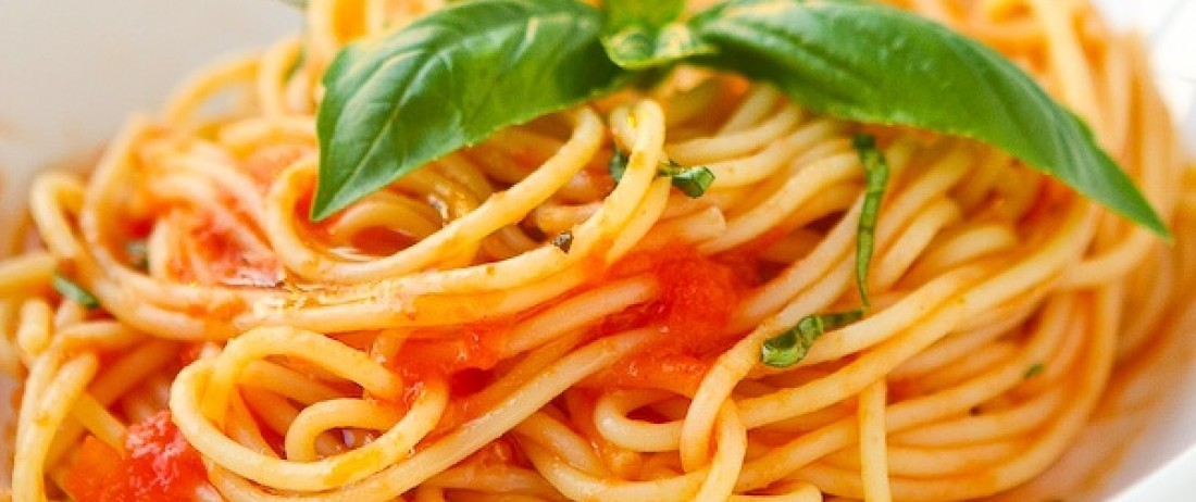 Итальянский через итальянскую кухню