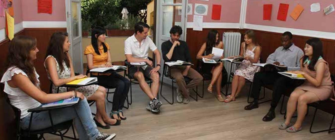 Curso Intensivo de Grupo de Lengua Italiana 30 lecciones/semana
