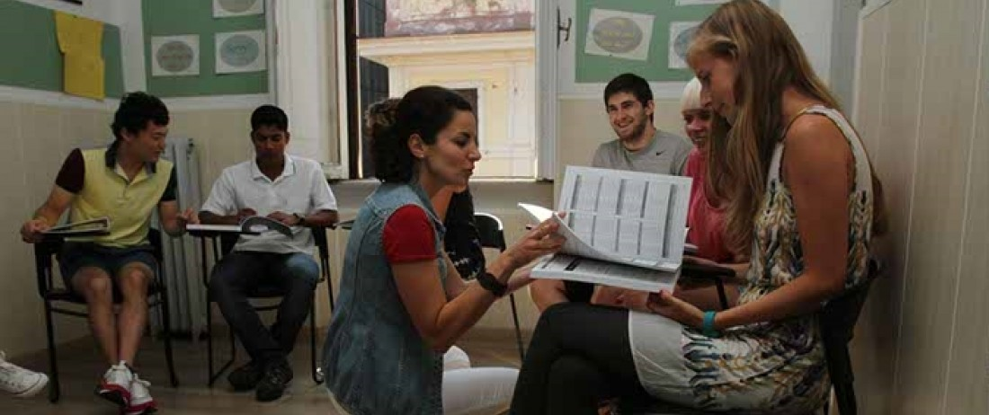 Group Intensive Italian Language Course 15 lessons/week