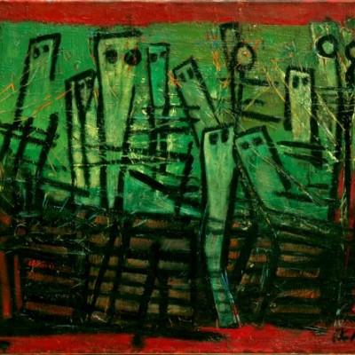 CoBrA. A great European avant-garde (1948-1951)