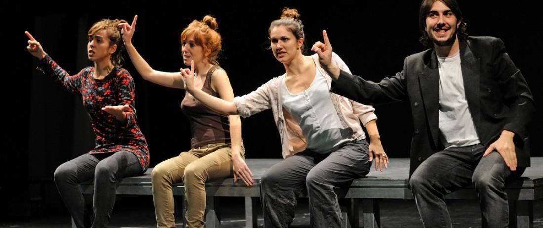 Italian through Theatre