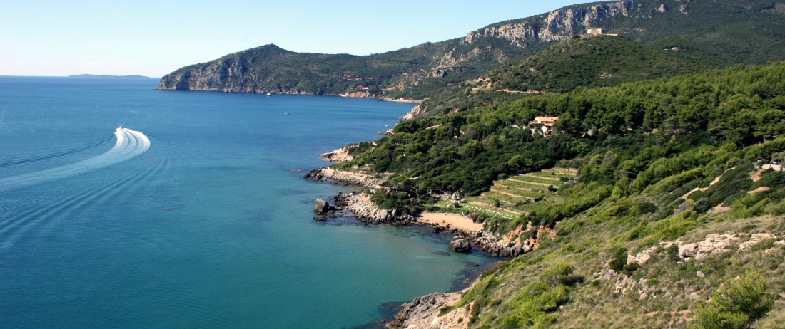 Rome + Sea in Tuscany four weeks package