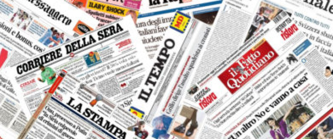Learn Italian by reading the main Italian newspapers online