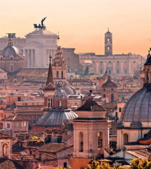 7 panorami mozzafiato a Roma