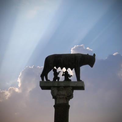A verdadeira história de Romulus e Remus (e a loba)