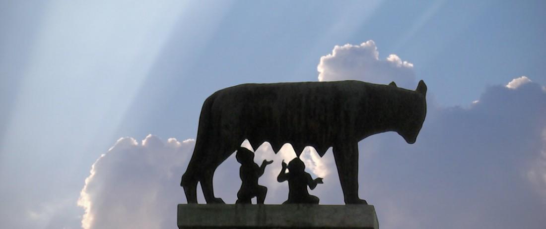 La vera storia di Romolo e Remo (e della Lupa)