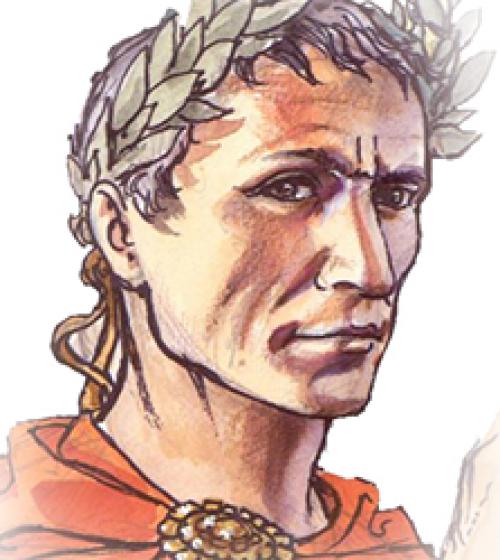 Povero Giulio Cesare!