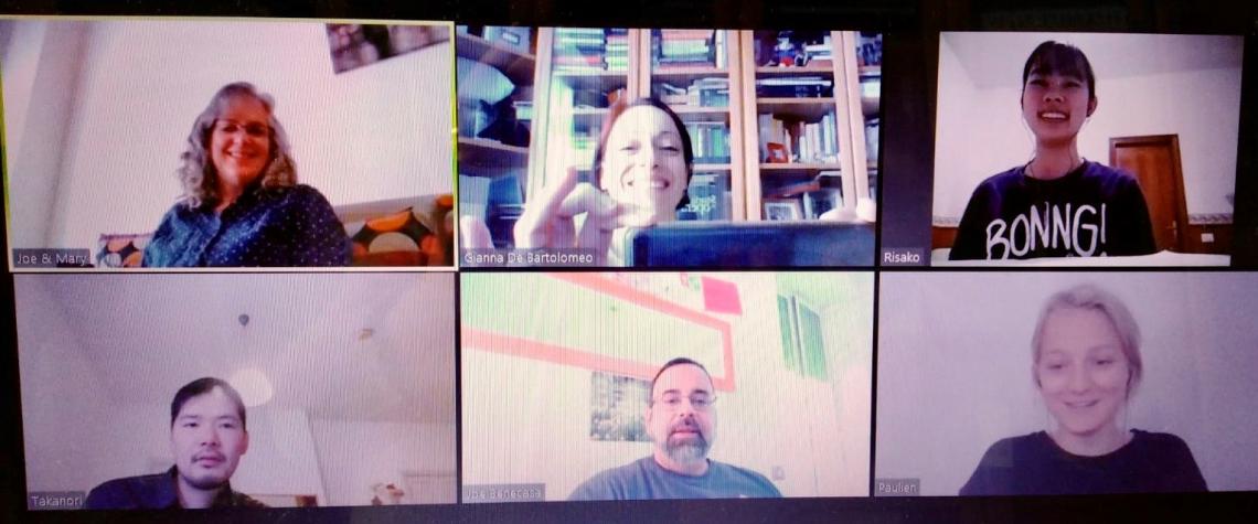 Cursos de Italiano en línea